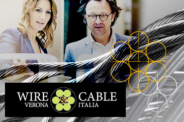 Anordica is attending the Wire Cable Conference in Verona, Italy