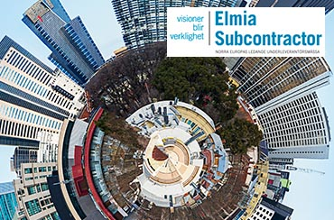 Meet the new Anordica at Elmia Subcontractor 2016